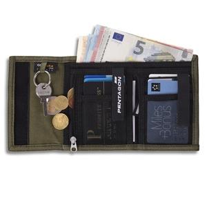 Wallet PENTAGON® Stater 2.0 grey, Pentagon