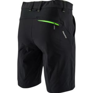 Men MTB cycling pants Silvini ELVO Elvo MP809 black-green, Silvini