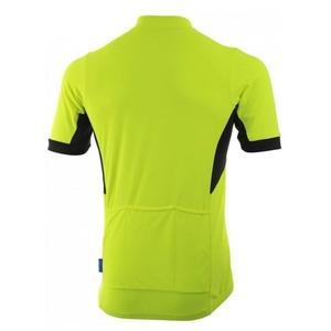 Bike jersey Rogelli PERUGIA 2.0 with freer cut, reflection yellow 001.006., Rogelli
