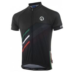 Men bike jersey Rogelli TEAM 2.0 black 001.969., Rogelli