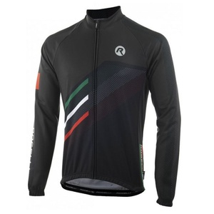 Freer cycling jersey Rogelli TEAM 2.0 with long sleeve, black 001.971., Rogelli