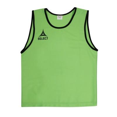 Distinguishing shirt Select Bibs Super green, Select
