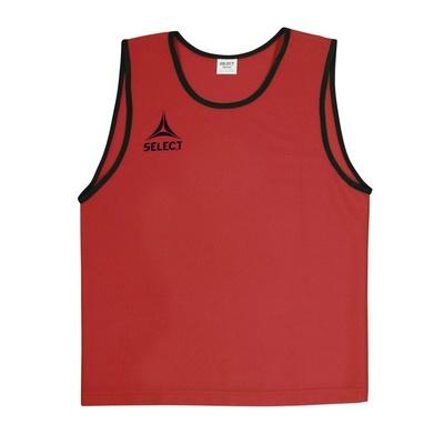 Distinguishing shirt Select Bibs Super red, Select