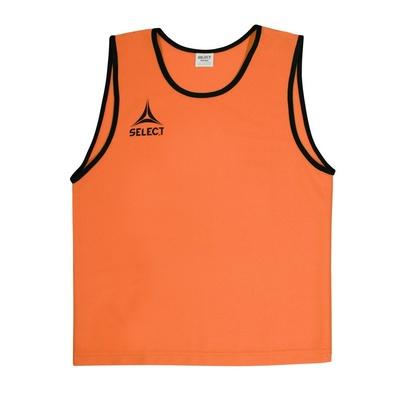 Distinguishing shirt Select Bibs Super orange, Select