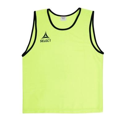 Distinguishing shirt Select Bibs Super yellow, Select