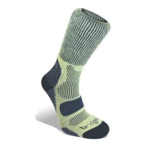 Socks Bridgedale Hike Lightweight Cotton Cool Comfort Boot indigo/464, bridgedale