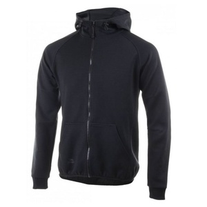 All-in functional hoodie Rogelli TRAINING with hood, black 050.601, Rogelli