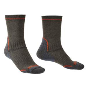 Socks Bridgedale Hike Lightweight Coolmax Performance Boot dark grey/826, bridgedale