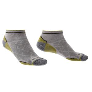 Socks Bridgedale Hike Ultralight T2 Coolmax Performance Low grey/green/068, bridgedale