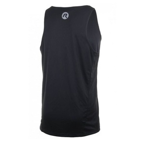 Sports functional top Rogelli BASIC of smooth material, black 800.230, Rogelli