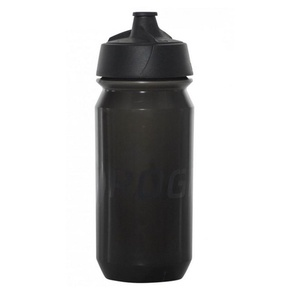 Bicycle bottle Rogelli PROFI BIDON 0,5 litres with membrane closure, black 009.910, Rogelli