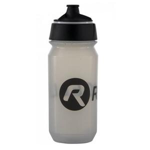 Bicycle bottle Rogelli PROFI BIDON 0,5 litres with membrane closure, transparent 009.911, Rogelli