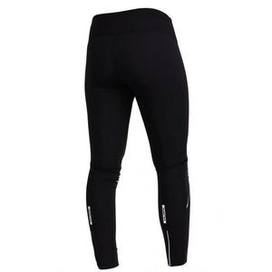 Running pants Salming Thermal Wind Tights Women Black, Salming
