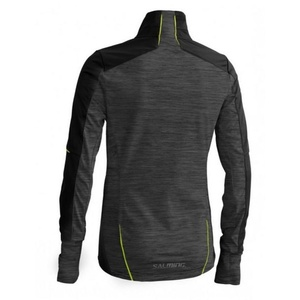 Jacket Salming Thermal Wind Jacket Women Black / Black Melange, Salming