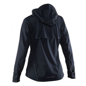 Jacket Salming Abisko Rain Jacket Women Black, Salming