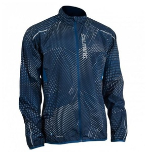Jacket Salming Ultralite Jacket 3.0 Men Poseidon All Over Print, Salming