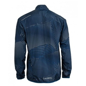 Jacket Salming Ultralite Jacket 3.0 Men Poseidon All Over Print, Salming