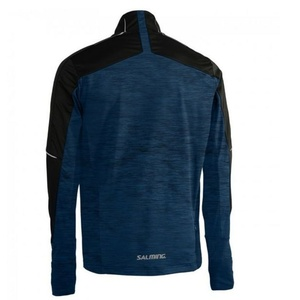 Jacket Salming Thermal Wind Jacket Men Black / Blue Melange, Salming