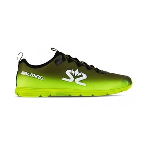 Shoes Salming Race 7 Men Black / Safety Yellow, Salming