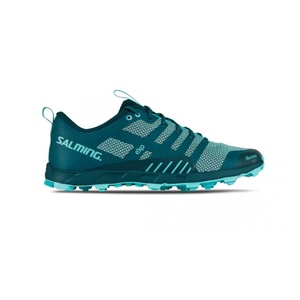 Shoes Salming OT Comp Women Deep Teal / Aruba Blue, Salming