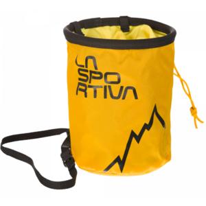 Bag to magnesium La Sportiva LSP Chalk Bag yellow, La Sportiva