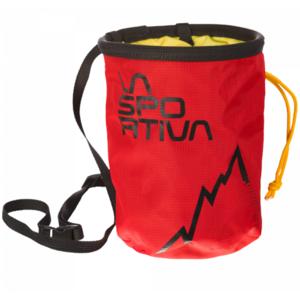 Bag to magnesium La Sportiva LSP Chalk Bag red, La Sportiva