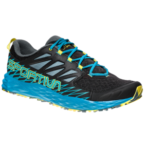 Shoes La Sportiva Lycan black / tropic blue, La Sportiva
