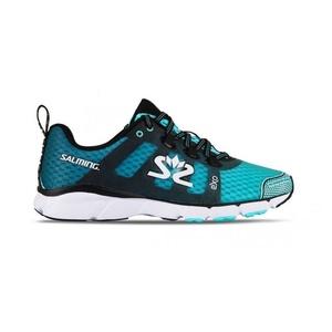 Shoes Salming enroute 2 Women Aruba Blue / Black, Salming