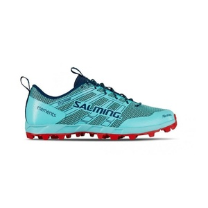 Shoes Salming Elements 2 Women Aruba Blue / Poseidon Blue, Salming