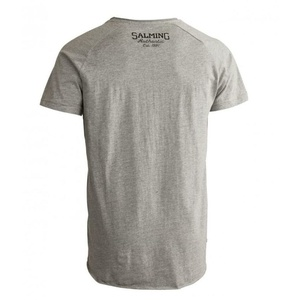 Men shirt Salming Edge Tee Grey, Salming