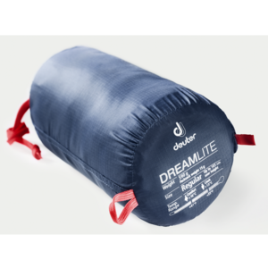 Sleeping bag Deuter Dreamlite Regular Navy-cranberry, Deuter