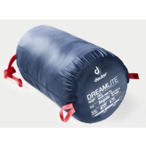 Sleeping bag Deuter Dreamlite Long Navy-cranberry, Deuter