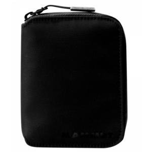 Wallet Mammut Seon Zipper Wallet black 0001, Mammut
