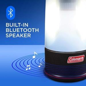 Lamp Coleman 360 Sound & Light LED Lamp, Coleman