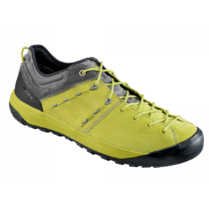Shoes Mammut Hueco Low GTX ® Men 1239 dark lemon-gray, Mammut