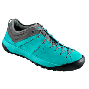 Shoes Mammut Hueco Low GTX ® Women 40054 dark atoll-gray, Mammut