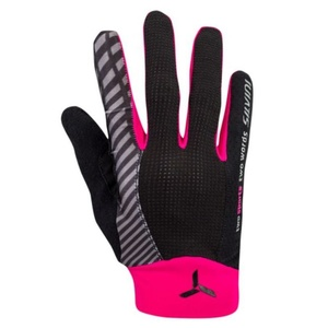 Women gloves Silvini Team WA1415 black, Silvini
