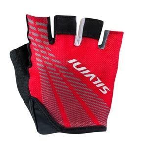Women gloves Silvini Team WA1414 red, Silvini