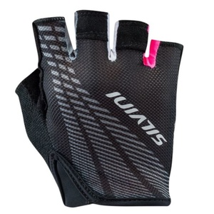 Women gloves Silvini Team WA1414 black, Silvini