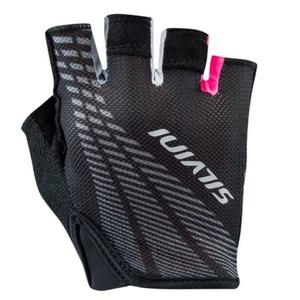 Women gloves Silvini Team WA1414 black, Silvini