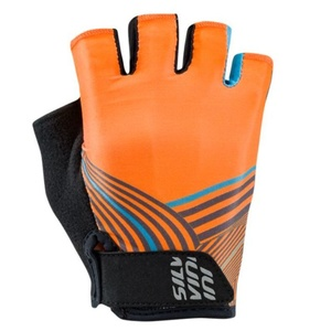 Men gloves Silvini Ispiene MA1419 orange, Silvini