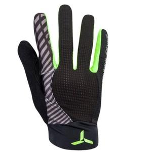 Men gloves Silvini Team MA1413 black, Silvini