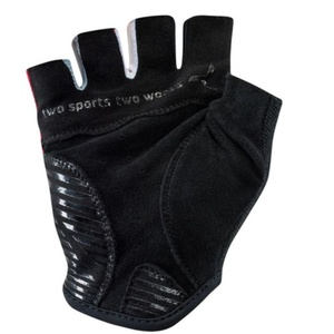 Men gloves Silvini TEAM MA1412 red, Silvini