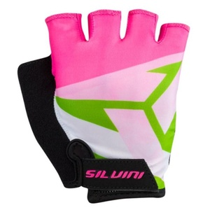 Children cycling gloves Silvini Ose CA1437 pink, Silvini