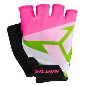 Children cycling gloves Silvini Ose CA1437 pink, Silvini
