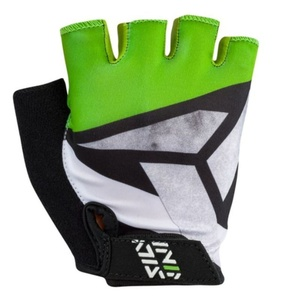 Children cycling gloves Silvini Ose CA1437 green, Silvini