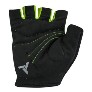 Children cycling gloves Silvini Ose CA1437 green, Silvini