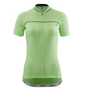 Women's cycling jersey Silvini CATIRINA WD1002 lime, Silvini