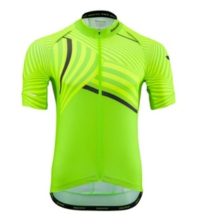 Men cycling jersey Silvini Chiani MD1418 green, Silvini