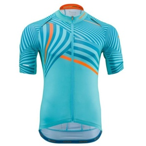 Men cycling jersey Silvini Chiani MD1418 sky, Silvini